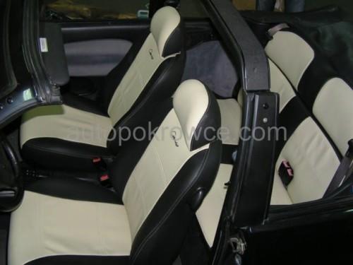 Renault Megane I Coupe Eko Skóra